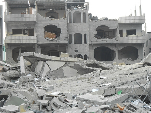 Abandoned in Gaza?