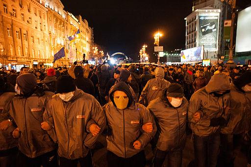 Ukraine: the struggle for democracy