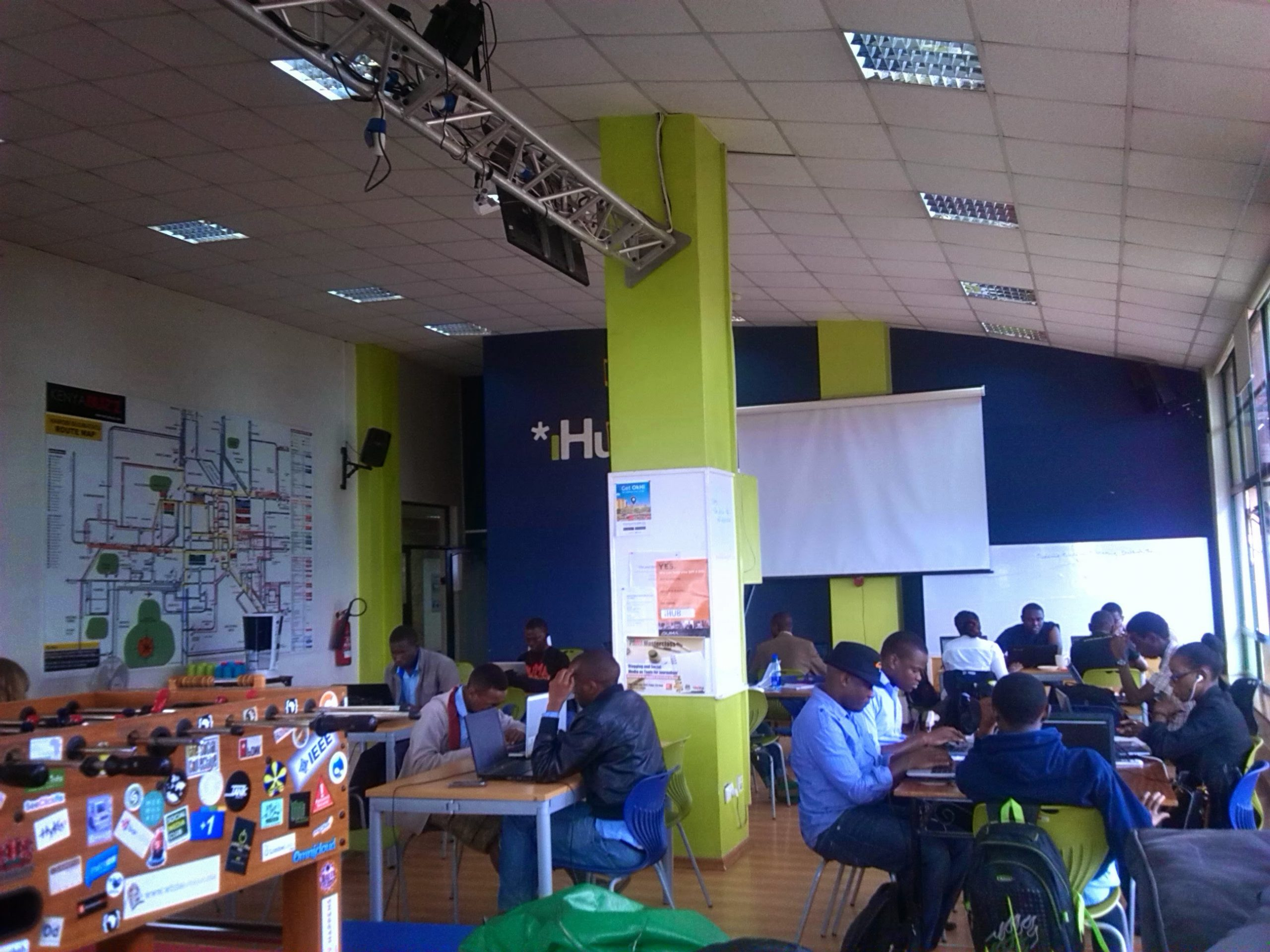 Translating Africa's tech enthusiasm into an enterprise ecosystem