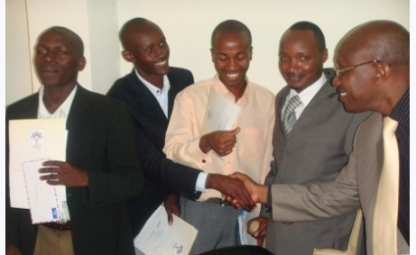 Gates scholar organises first African Innovation Prize