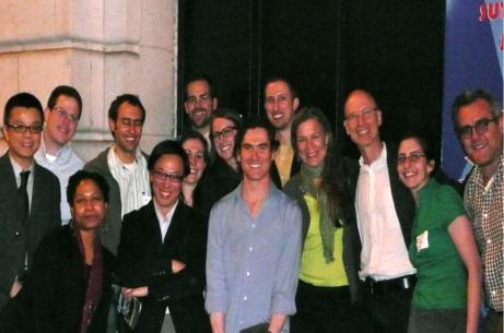 Gates scholars attend New York reception