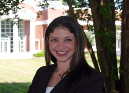 Alumna sets up human trafficking blog