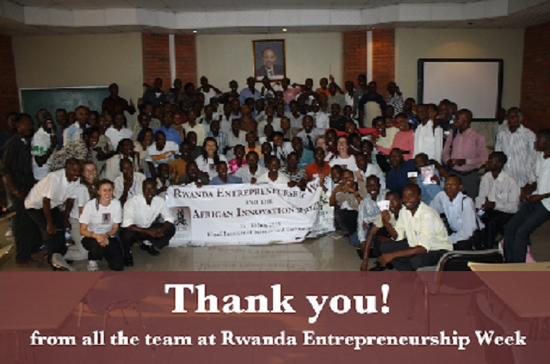 Rwandan Entreprise Week a big success