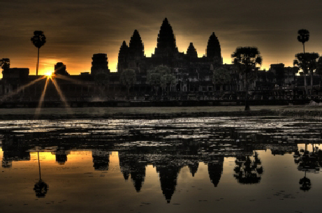 Drought could have led to ruin of Angkor