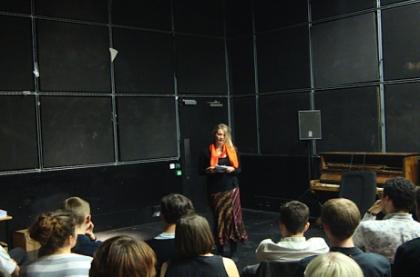 Scholar scoops poetry prize