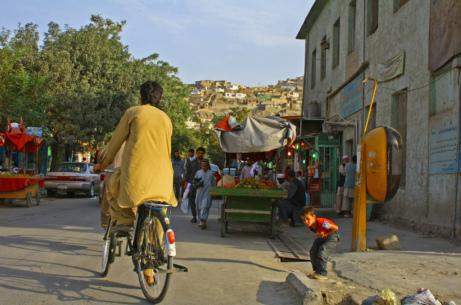 Aid agencies 'failing urban displaced'