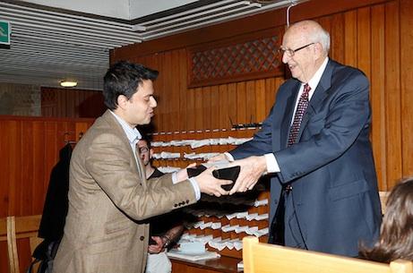 First winner of Bill Gates Sr Prize announced