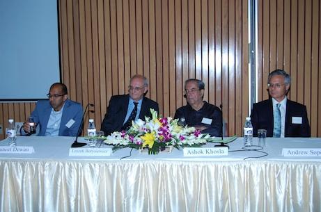 India debates emerging leadership