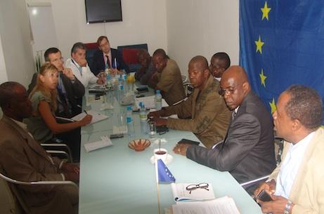 Guinea election observation