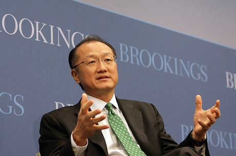 President of World Bank leads speakers at this year's GSS