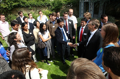 Gates Cambridge announces 55 new international scholars