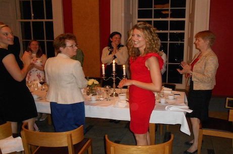 Tara Cookson wins Bill Gates Senior Prize