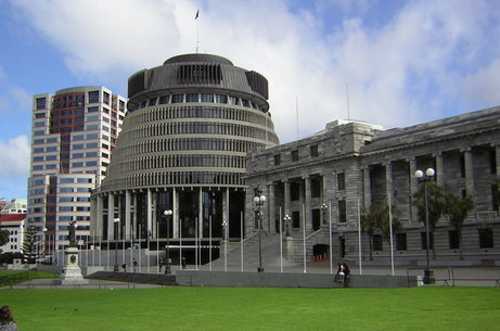 From Cambridge to the NZ Government