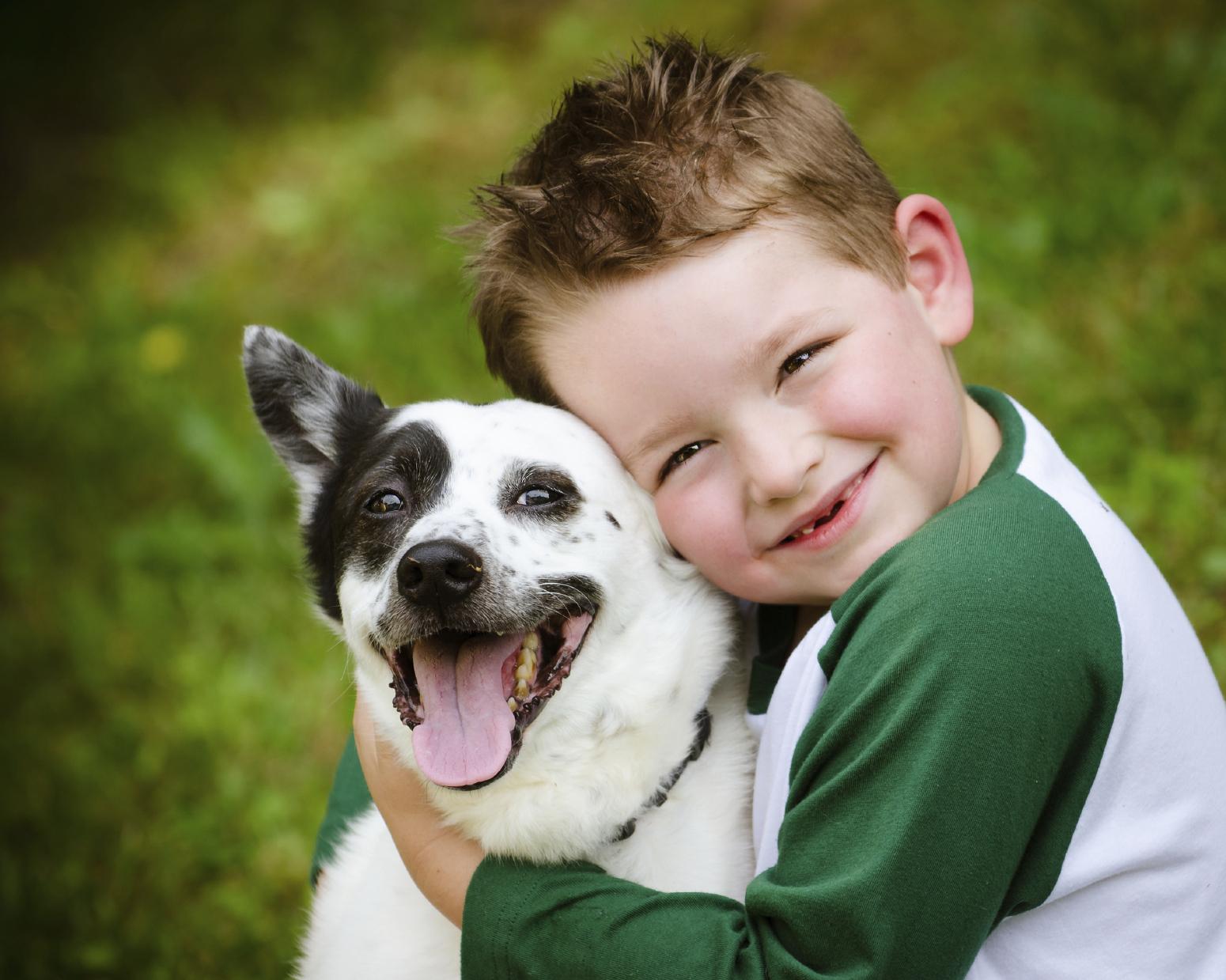 Child's best friend?