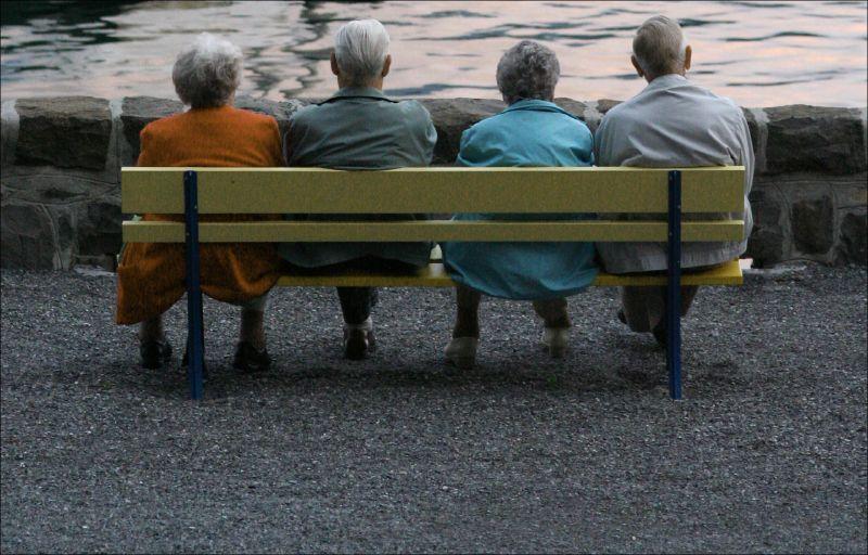 A sedentary lifestyle