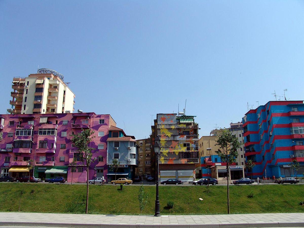 From Tirana via London