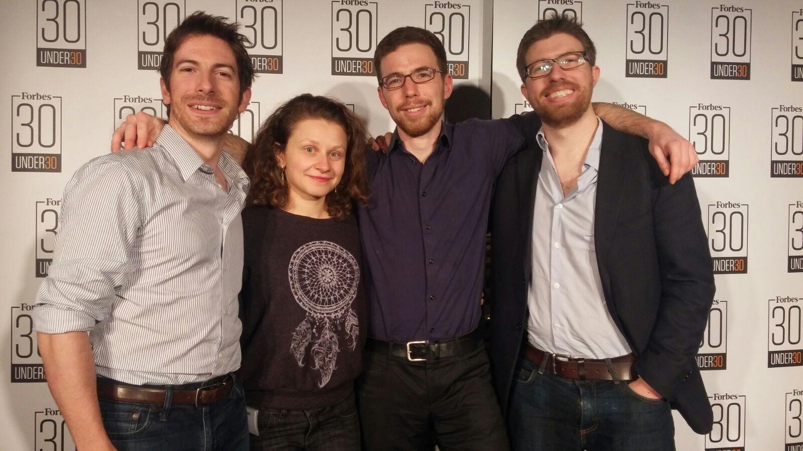Europe's top young social entrepreneurs