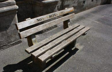 Apartheid ideas highlighted in social media row