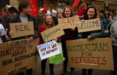 Is #LetThemStay Australia's anti-apartheid moment?