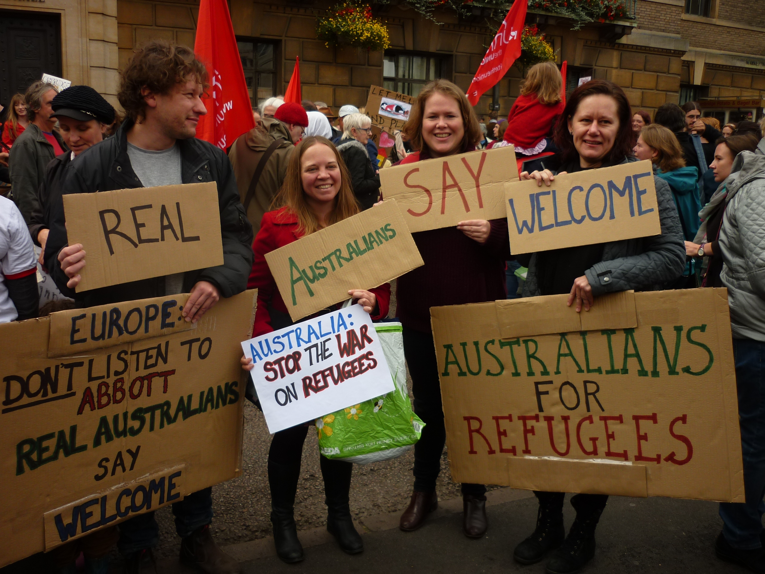 Is #LetThemStay Australia's anti-apartheid moment?