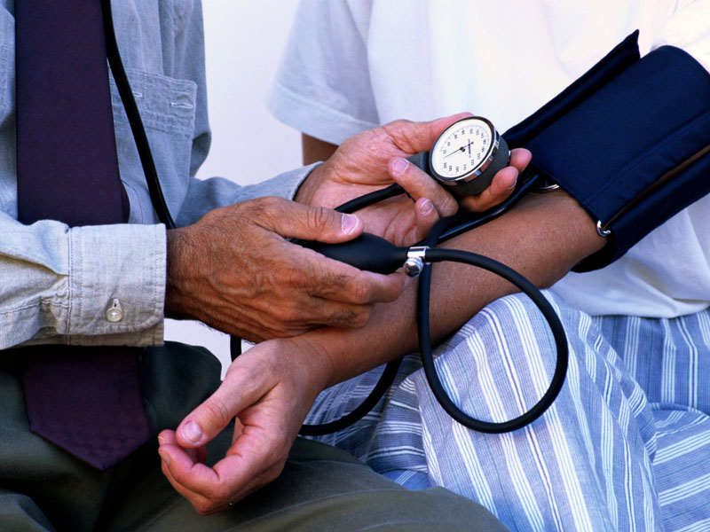 Progress on treatment for high blood pressure
