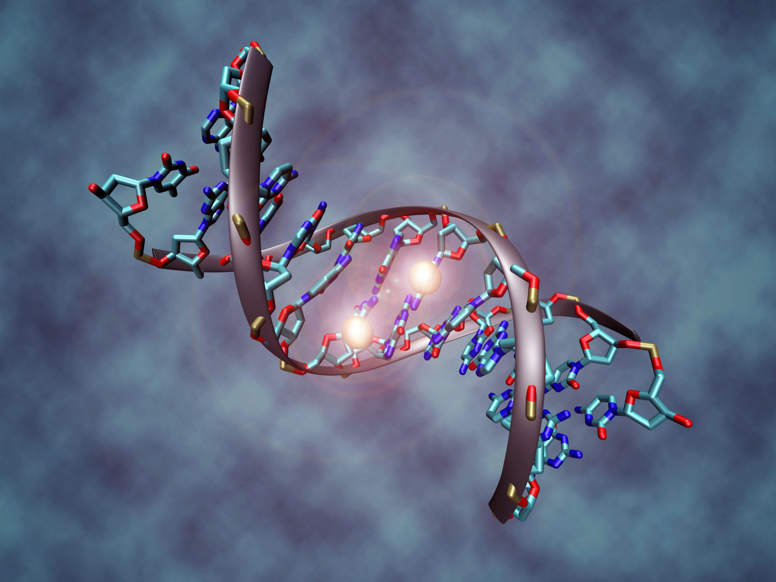 Communicating the science of DNA