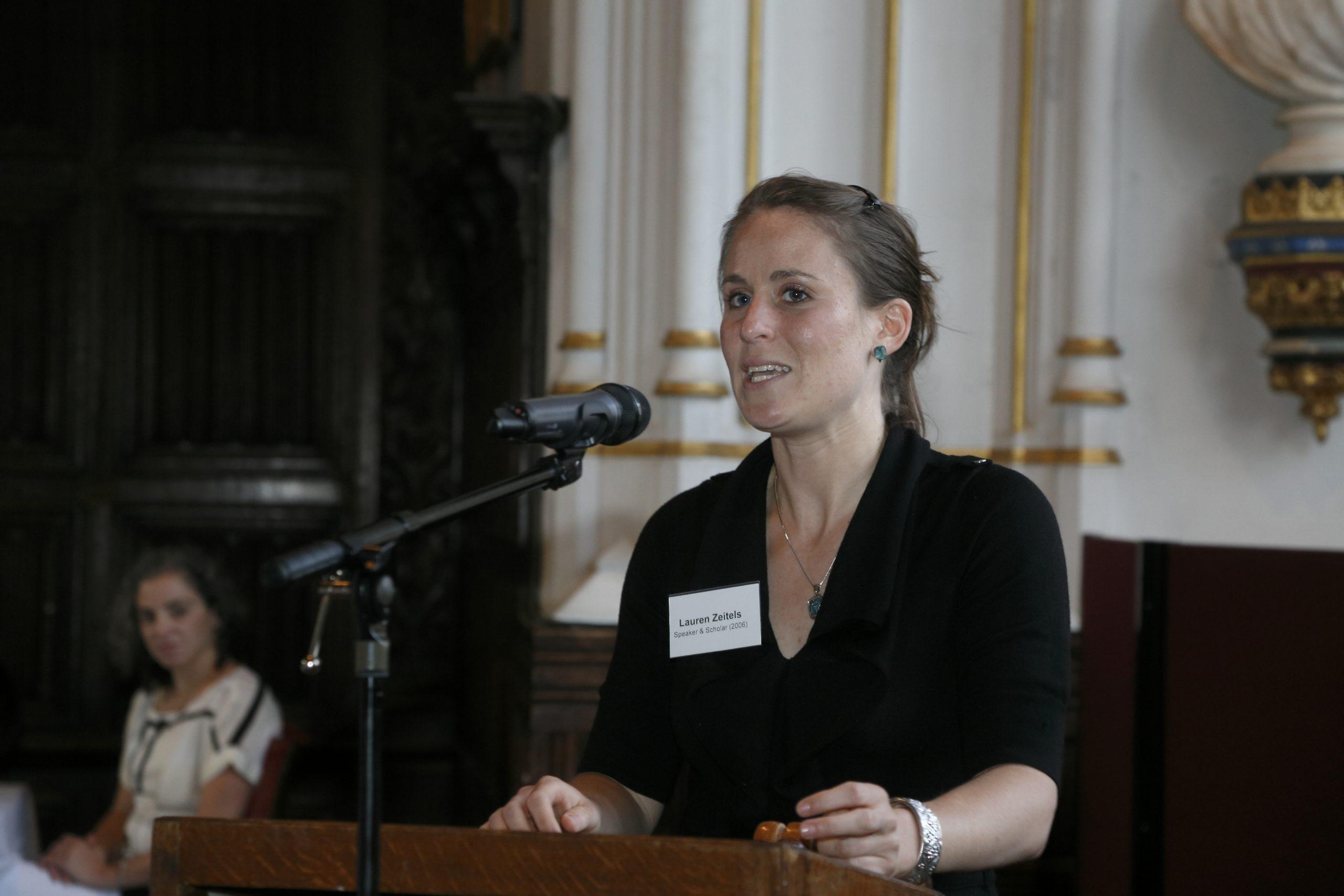 Dr Lauren Zeitels