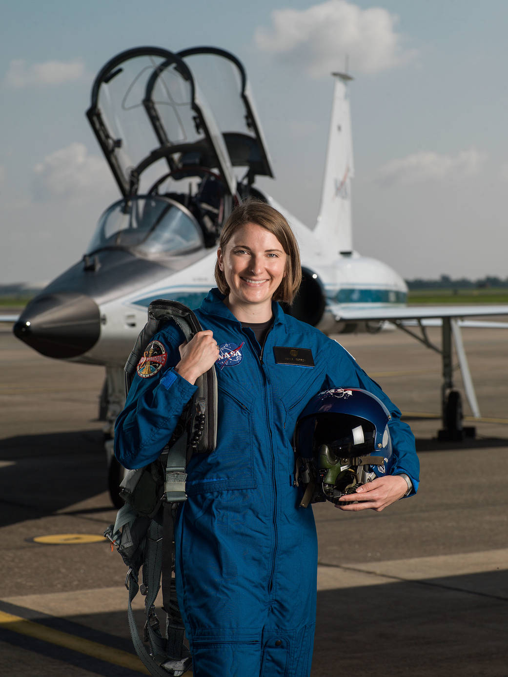Scholar selected as NASA astronaut candidate