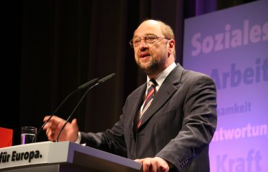 The tragedy of Martin Schulz