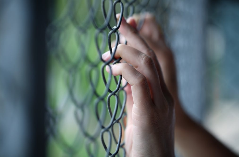 Trapped in the juvenile justice system