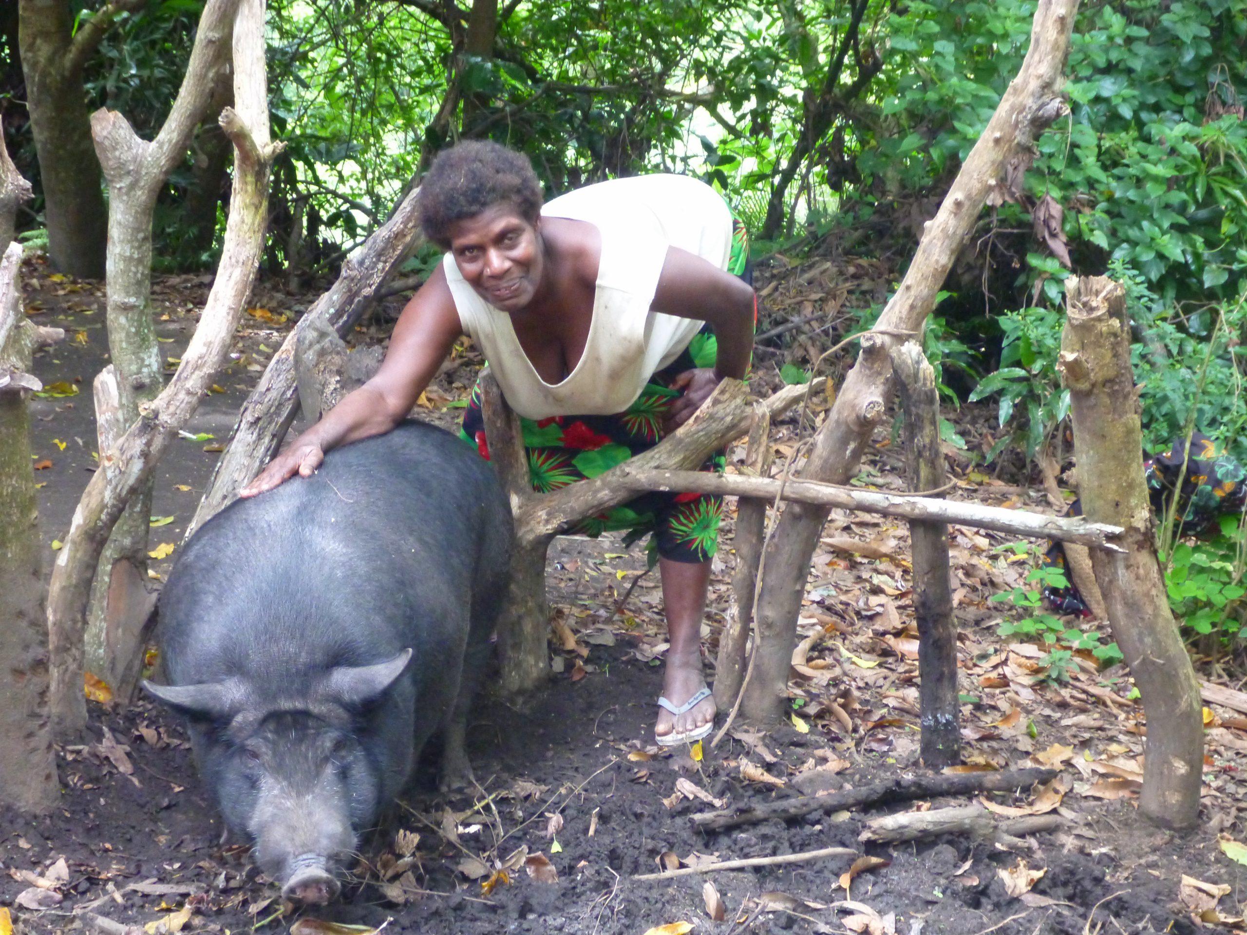 Putting gender into livestock work