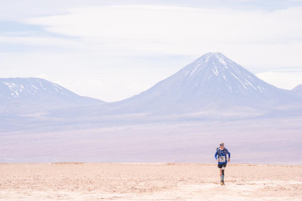 Taking on the World Marathon Challenge