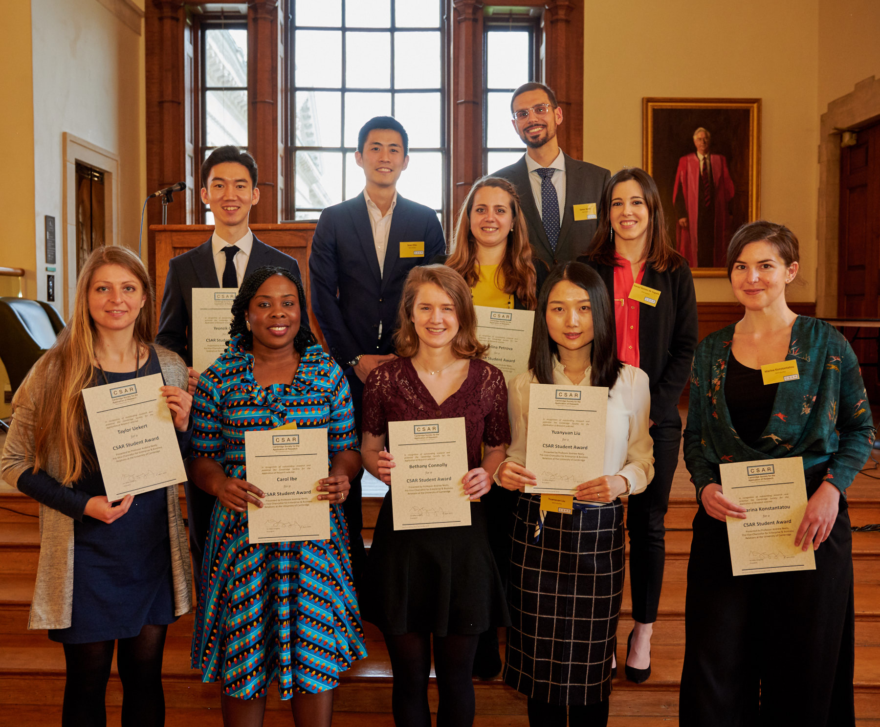 Scholar wins prestigious PhD award