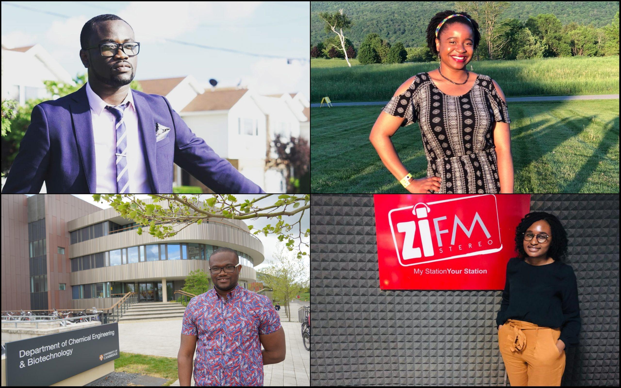 Celebrating Africans in STEM