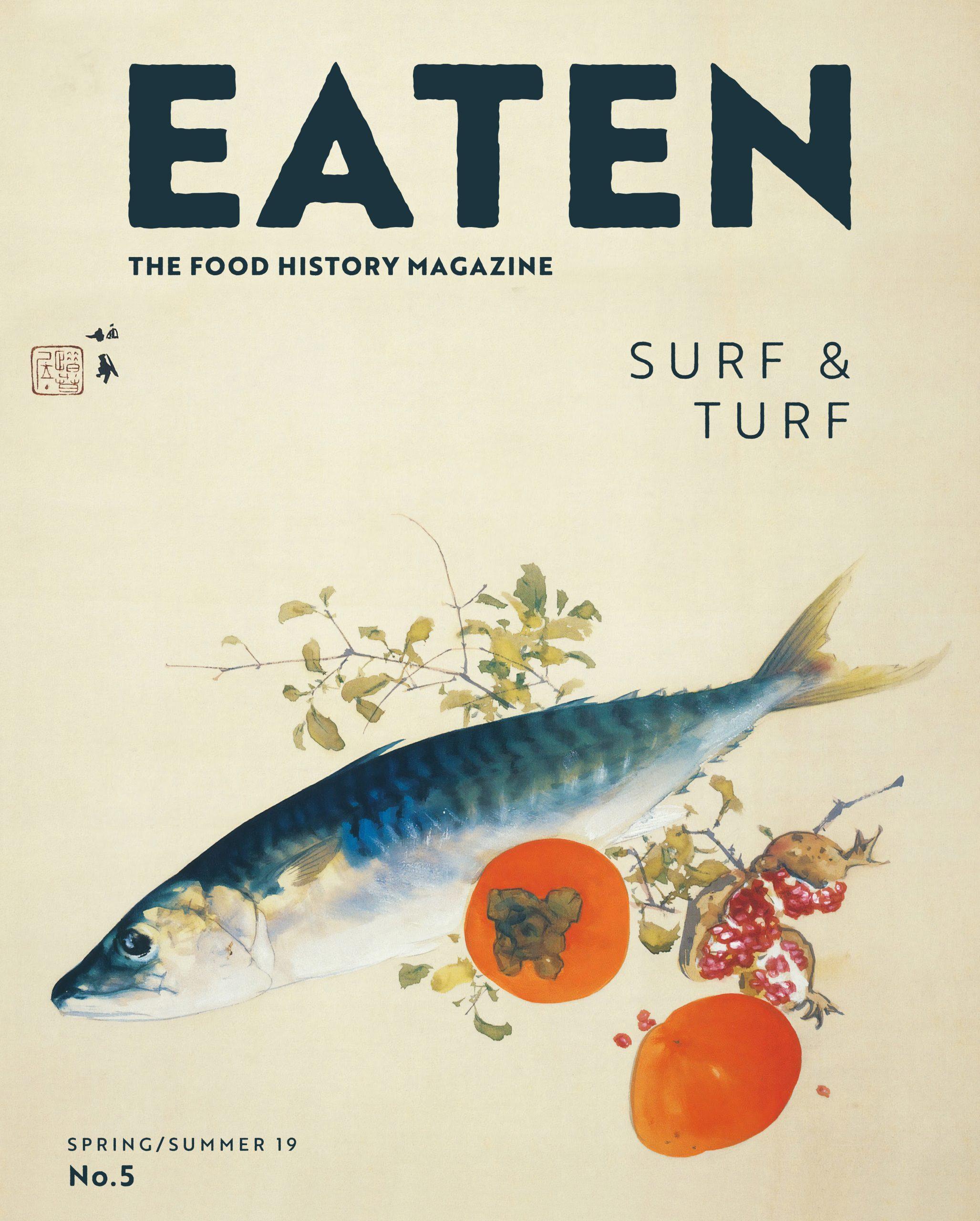 Award for food history magazine