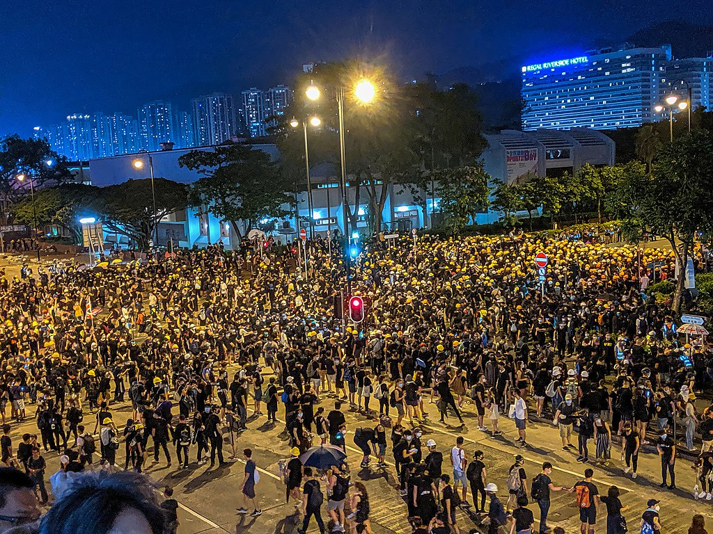 Private money interests at the heart of Hong Kong protests