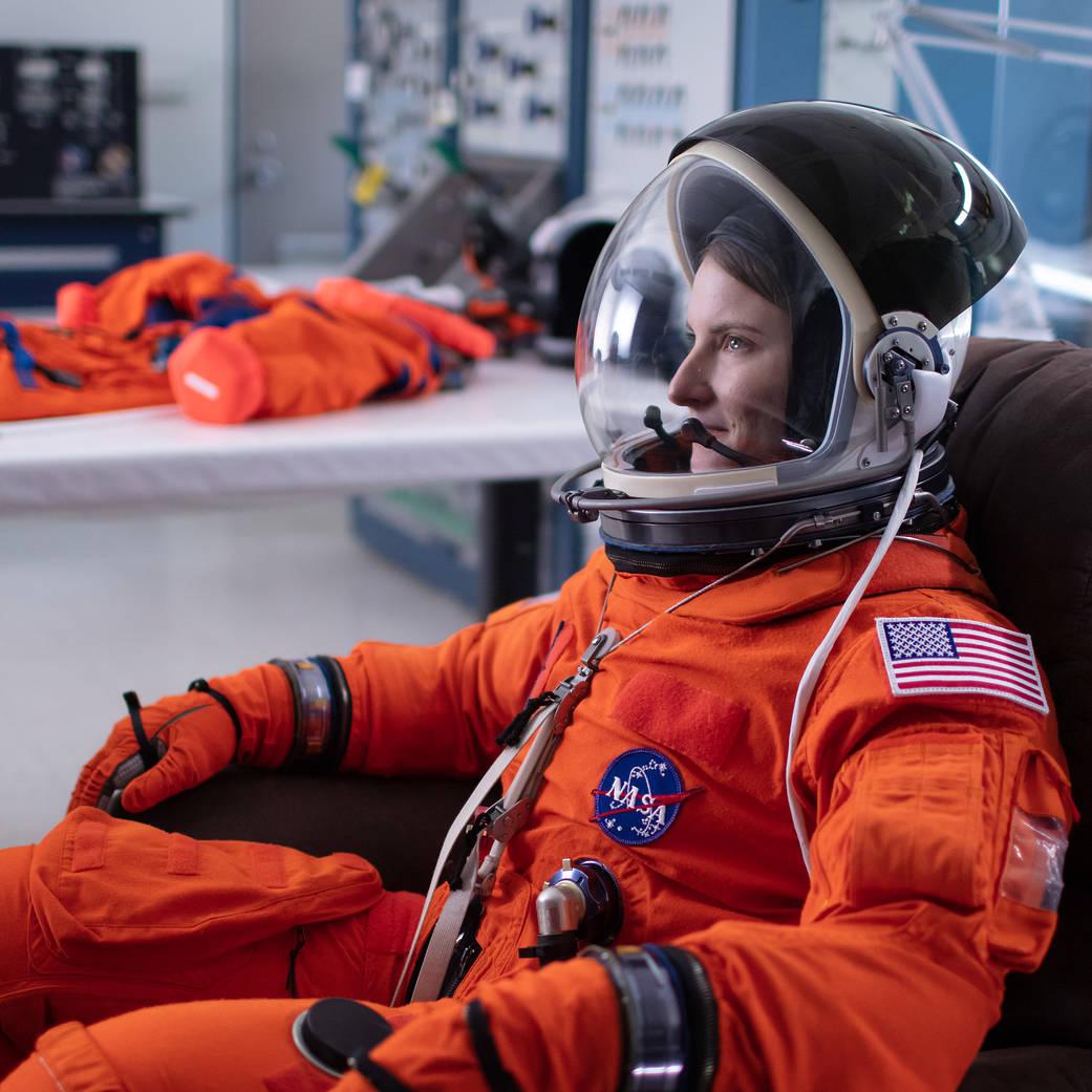 First spaceflight for Gates Cambridge Scholar