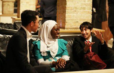 Gates Cambridge: a purposeful community
