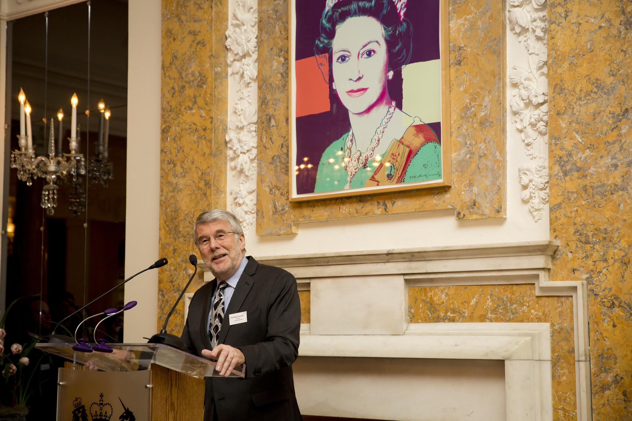 Provost wins top Royal Society award