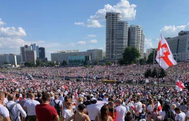 How can the international community help Belarus?