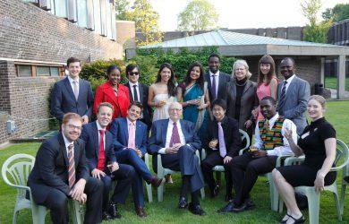 Gates Cambridge celebrates 20 years