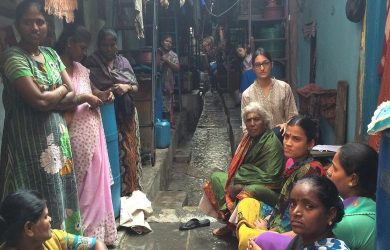 Addressing mental ill health among marginalised women