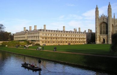 First cohort of Gates Cambridge Class of 2021 announced