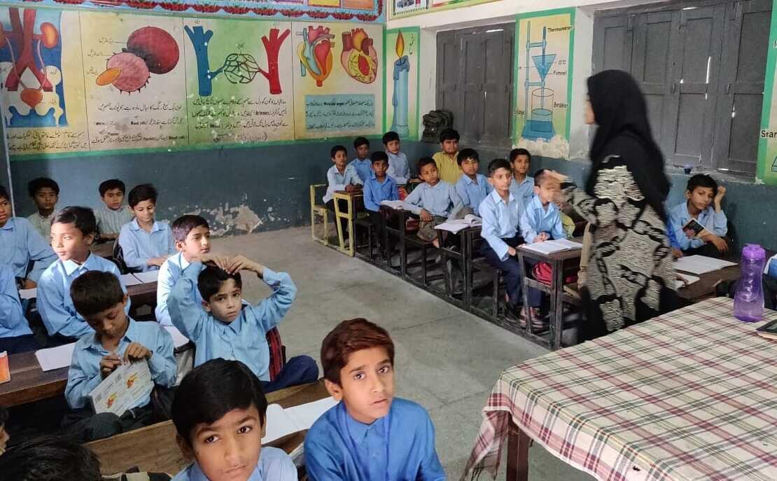 Small impact of public private partnership schools on public school enrollment