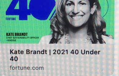 Scholar named one of Fortune magazine's 40 under 40