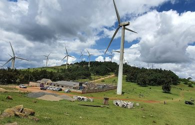 Building an energy revolution